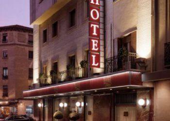Leyre 7, 31002 Pamplona, Hotel Sercotel Leyre***