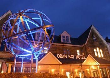 Hotel Oban, Corran Esplanade, Hotel Oban Bay***