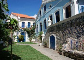 Rua Jogo do Carneiro, 34 - Saúde, 40045-040 Salvador, Hotel Pousada Barroco**