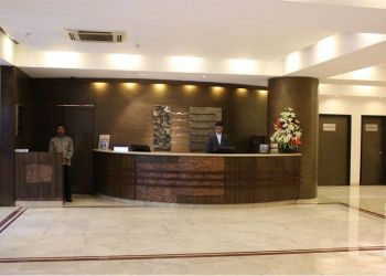 Hotel New Delhi, 15 Barakhamba Road,, Hotel Hans Plaza****