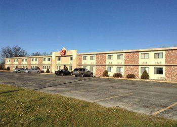 Hotel Iowa, 1405 W 19th St S, Econo Lodge