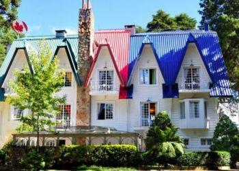 Hotel CAMPOS DO JORDÃO / SP, RUA DEPUTADO PLÍNIO DE GODÓI, 403, CANADÁ LODGE