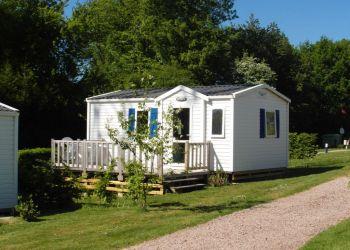Camping Le Bourg Dun, 12 route de luneray, camping les Garennes de la mer ***