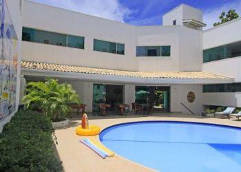 Avenida De Dunas 110 - Farol De Itapoã, 41610-031 Salvador, Hotel Pousada Alvorada do Farol
