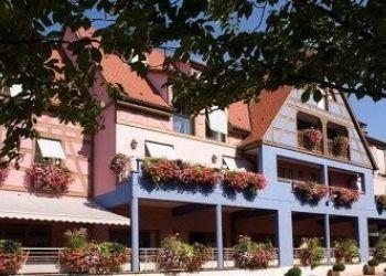 Hotel Saint-Hippolyte, 6 Rue Du Parc, Hotel Le Parc***