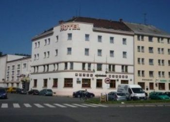 Hotel Česká Lípa, Kozákova 1433, Pěkný hotel Merkur v klidné části města