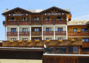 Hotel Tignes, Le Rosset - Lac de Tignes,, Hotel Le Paquis**