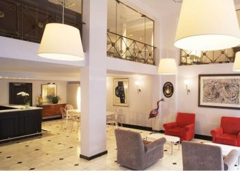 Hotel Strasbourg, 30 Rue de la 1ère Armée, Hotel Diana Dauphine***