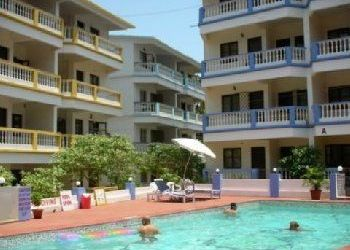 Hotel Saligao, NEAR VICTOR EXOTICA,OFF FORT AGUADA RD,CANDOLIM, 403515 NORTH GOA, Royal Mirage Beach Resort