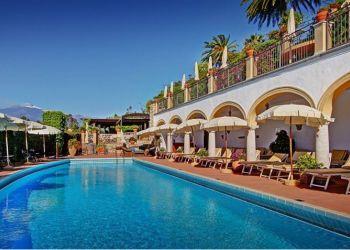 Hotel Taormina, Piazza San Domenico 5, Hotel San Domenico Palace*****