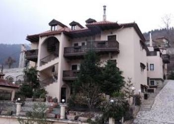 Voutyro, 36100 Karpenísi, Villa Virginia Guesthouse