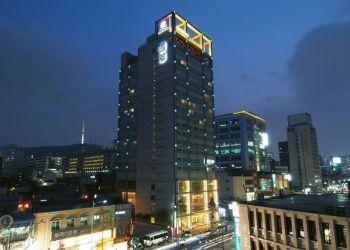 Hotel Seoul, 164, Eulji-ro, Jung-gu, Hotel Best Western Premier Kukdo****