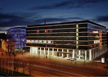 Hotel Tallinn, Viru Väljak 3, Hotel Nordic Forum****