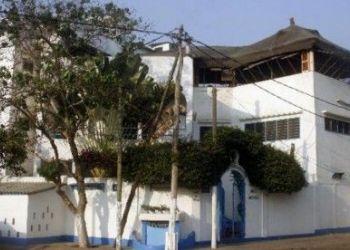 Hotel Lomé, 102 rue Litime, Hotel Equateur
