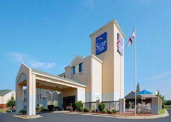Hotel Alabama, 88 Colonial Dr, Sleep Inn