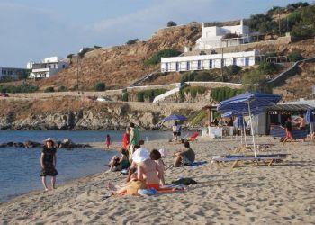 Albergo Mykonos, Megali Ammos, Hotel Belou**