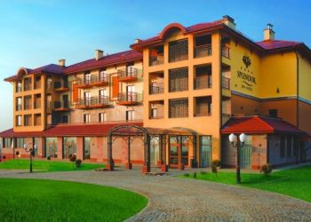 Siedliska 495, 36-042 Siedliska, Hotel Spa Splendor****