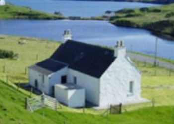 Ferienhaus Rodel, Harris White Cottage