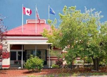 Hotel Taylor, 1175 Kane St., Econo Lodge Scranton