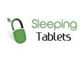 Sleeping Tablets UK Design, Graphic, Programming, Marketing