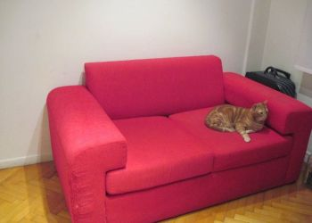 2 bedroom apartment Capital Federal, Laura: I have a room