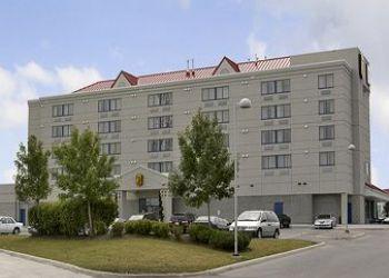 Hotel Mississauga, 6625 Kennedy Rd, Hotel Super 8 Mississauga**