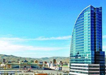 Albergo Ulaanbaatar, Peace Avenue 17, Hotel Blue Sky