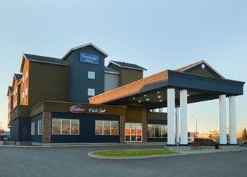 53 Government Rd S, S4H2A2 Weyburn, Weyburn Travelodge