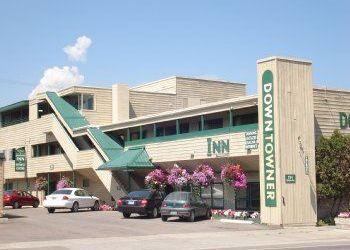 Hotel Whitefish, 224 Spokane Ave, Downtowner Motel