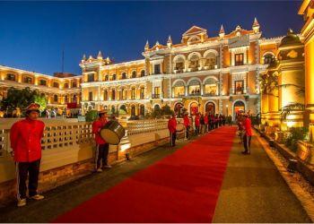 Hotel Kathmandu, Durbar Marg, Hotel Yak & Yeti*****