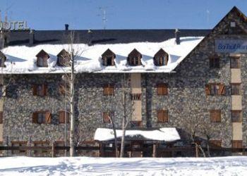 Pla de l'Ermita-St. Quirze, 25528 Boí, Hotel Boí-Taüll Resort