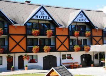 Hotel Bohinjska Bistrica, Triglavska Cesta 13, Hotel Pension Tripic****