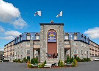280 Boul Hebert, Edmunston, Best Western Plus Edmundston Hotel 3*