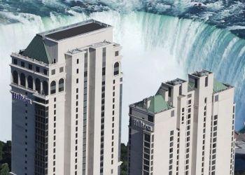 6361 Fallsview Blvd, L2G 3V9 Niagara Falls, Hotel Hilton Niagara Falls****