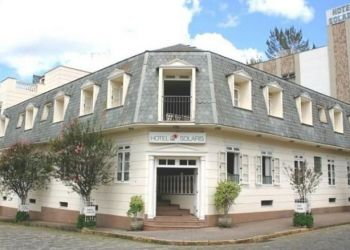 RUA BATISTA LUZARDO, 445, 37470-000 SÃO LOURENÇO / MG, HOTEL SOLARIS