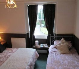 Ferry View, LA23 3JB Bowness-on-Windermere, Brooklands Guest House