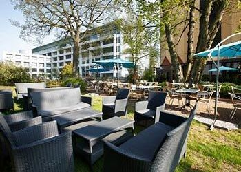 Route de Treves 1, L-1019 Senningerberg, Hotel NH Luxembourg****