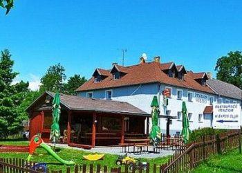 Černá v Pošumaví, 382 23 Horní Planá, Penzion Wizard´s club Lipno
