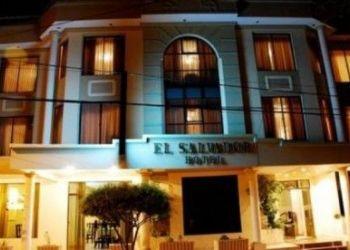 Hotel Tarija, Av. del Carpio N 840 entre Ejercito y Padilla, Hotel El Salvador