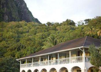 Hotel Soufriere, Val des Pitons, Hotel Jalousie Plantation****
