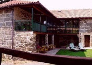 Hotel Rairiz de Veiga, Candás, Rectoral de Candás