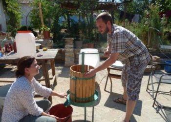 Privatunterkunft/Zimmer frei Popovo, Palamartsa, Wild Thyme Organic Farm & Eco Retreat