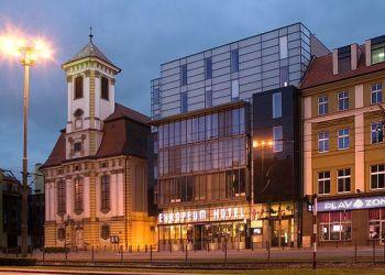 Hotel Wroclaw, Ul. Kazimierza Wielkiego 27A, Hotel Europeum**