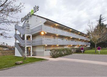 2, Rue de l'Avenir, 38150 Chanas, Hotel Campanile Chanas**