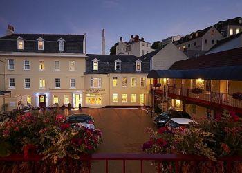 Hôtel St. Peter Port, Lefebvre Street, Hotel Duke of Normandie