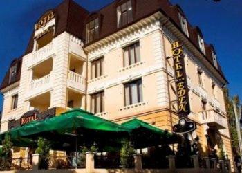 Hotel Iași, Strada Sfântul Sava, Eden