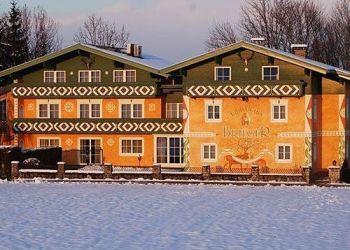 Hotel Eugendorf, Wiener Straße Nr. 60 - 62, Brieger, Landhaus