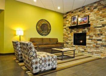Hotel Mullinville, 515 W Kansas Avenue, Best Western Night Watchman Inn N Suites