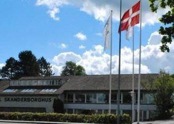 DyreHaven 3, 8660 Skanderborg, Hotel Skanderborghus