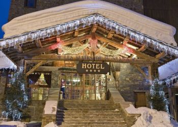 Hotel Tignes, Les Almes, Hotel Les Suites de Montana****